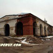 Объявлен очередной тендер на реставрацию Торговых рядов в Касимове