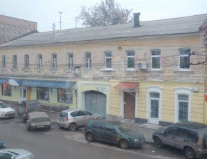 Жилой дом — Рязань, улица Кольцова, 14