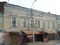 Жилой дом — Рязань, улица Кольцова, 4