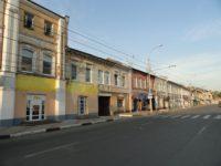 Жилой дом — Рязань, улица Краснорядская, 7