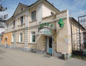 Рязань, улица Ленина, 6