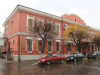 Министерство культуры и туризма Рязанской области — Рязань, улица Николодворянская, 22