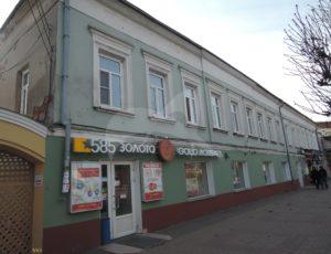 Жилой дом — Рязань, Первомайский проспект, 7