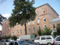 Арестантские роты (Городская клиническая больница №8) — Рязань, улица Каширина, 6