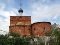 Богоявленская церковь — Рязань, улица 1-й район, 2