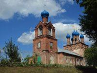 Церковь Покрова — Рязань, улица Храпово, 1Б
