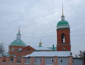 Покровская церковь — Рязань, улица Советская, 57А