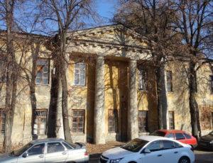 Редутный дом — Рязань, улица Семинарская, 48