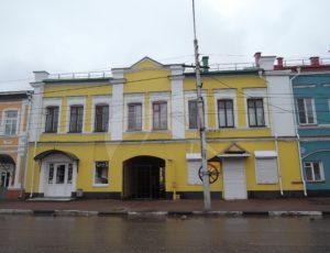 Жилой дом — Рязань, улица Краснорядская, 15