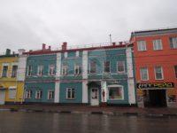 Жилой дом — Рязань, улица Краснорядская, 17