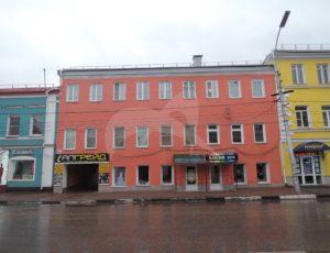 Жилой дом — Рязань, улица Краснорядская, 19