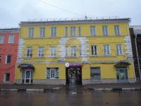Жилой дом — Рязань, улица Краснорядская, 21