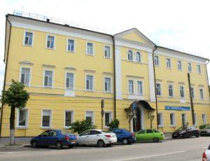 Полицейское управление (Гостиница «Приокская») — Рязань, улица Семинарская, 13