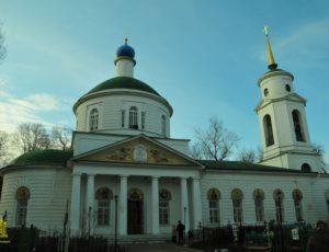 Скорбященская (Старообрядческая) церковь — Рязань, Скорбященский проезд, 1