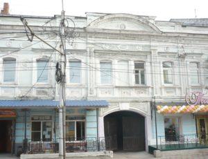 Жилой дом — Рязань, улица Кольцова, 2