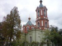 Успенская церковь — Рязань, Старообрядческий проезд, 4