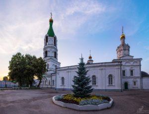 Церковь Бориса и Глеба — Рязань, улица Сенная, 32