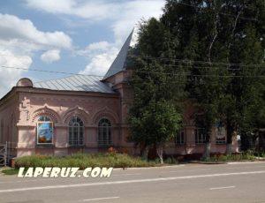 Духовное училище (Художественная галерея) — Петровск, улица Московская, 8
