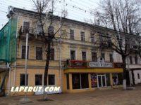 Гостиница Я.М. Михайлова — Рязань, улица Почтовая, 57