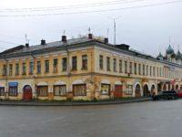 Дом Щёткина — Ростов, улица Карла Либкнехта, 5
