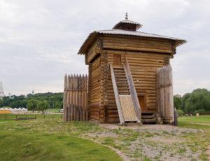 Башня Братского острога — Коломенское