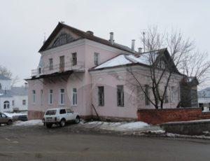 Дом Гинц (Дом Якунчикова (Азовцевой)) — Касимов, Соборная площадь, 14