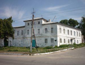 Дом Шемякина — Касимов, улица Набережная, 34
