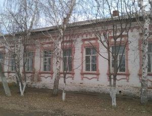 Женская гимназия — Маркс, улица Коммунистическая, 55