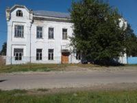Земский клуб — Хвалынск, улица Российской Республики, 122