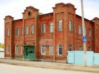 Земское училище (Начальная школа лицея) — Маркс, улица Куйбышева, 188