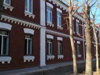 В Уссурийске военные реконструировали казармы-памятники