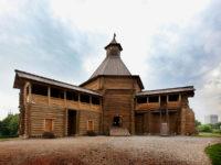 Моховая башня Сумского острога — Коломенское