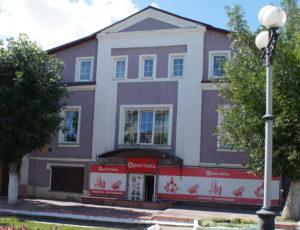 Особняк — Вольск, улица Революционная, 11