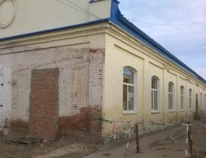 Рынок — Маркс, проспект Ленина, 36