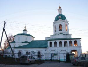 Церковь Троицы — Касимов, площадь Свердлова, 1Б