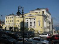 Управление Уссурийской железной дороги — Владивосток, улица Алеутская, 6