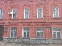 Усадьба Кенингофт (Мировой суд) — Маркс, улица Кирова, 35