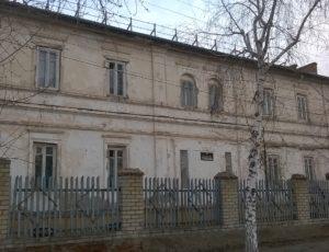 Центральное Екатериненштадтское училище — Маркс, улица Карла Маркса, 119