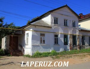 Дом купца Устинова — Касимов, улица Илюшкина, 6
