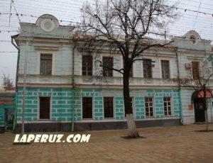 Флигель Почтового двора — Рязань, улица Почтовая, 59