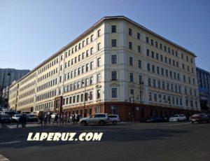 Гранд-отель Скидельских — Владивосток, улица 1-я Морская, 2