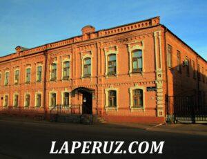 Особняк Карле (Краеведческий музей) — Маркс, улица Кирова, 47