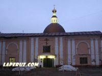 Николо-Дворянский храм — Рязань, улица Николодворянская, 12