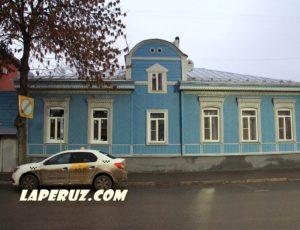 Рязань, улица Николодворянская, 20