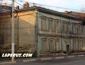 Жилой дом — Рязань, улица Полонского, 15