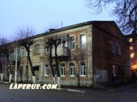 Жилой дом — Рязань, улица Полонского, 17