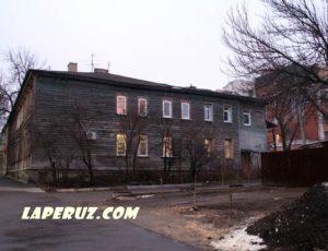 Жилой дом — Рязань, улица Полонского, 19