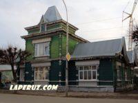 Жилой дом (Ресурсный центр дополнительного образования) — Рязань, улица Свободы, 65