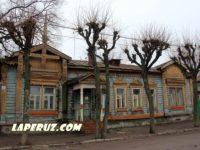 Городская усадьба Попова — Рязань, улица Щедрина, 21