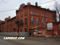 Водочный завод — Рязань, улица Павлова, 5